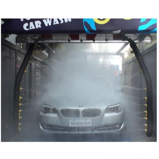 Intelligent Unmanned Systems Touchless Automatic Car Wash Machine For CL360