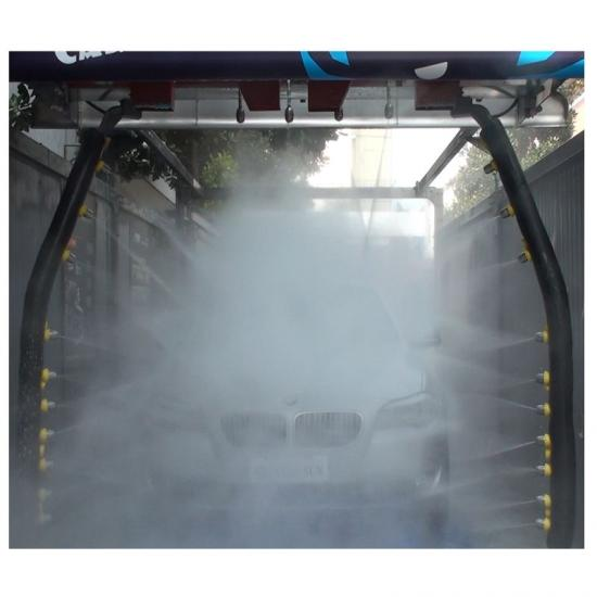 Smart Octopus car wash machine