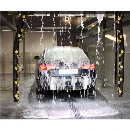Custom Cleaning Speed car wash machine