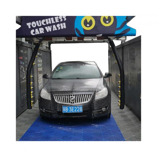 New Design Automatic Non-contact Touchless Car Washing Machine